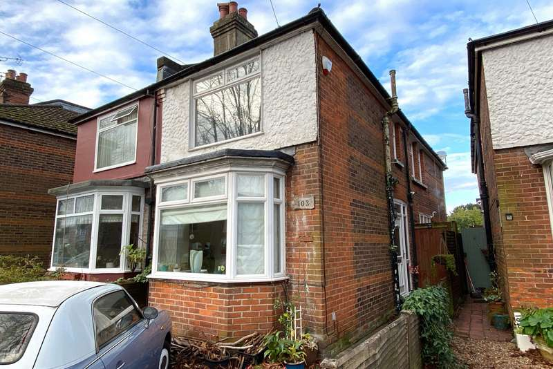 3 Bedrooms Semi Detached House for sale in King Edward's Avenue, Southampton