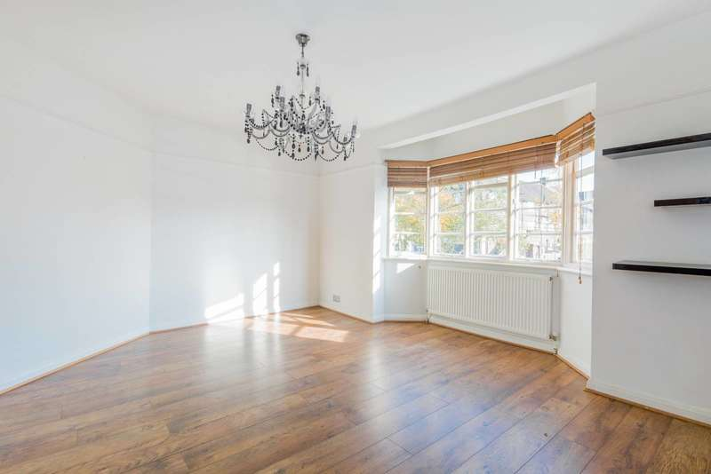 2 Bedrooms Flat for rent in Ossulton Way, Hampstead Garden Suburb, N2