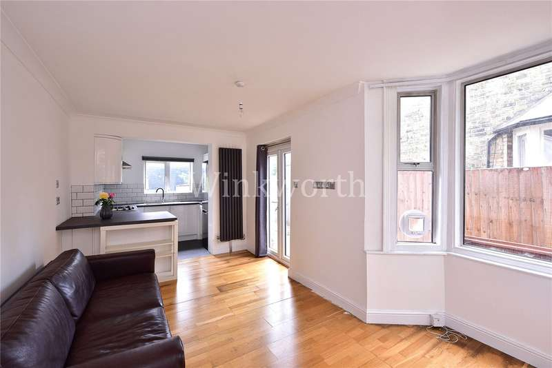 2 Bedrooms Flat for rent in Sidney Road, London, N22