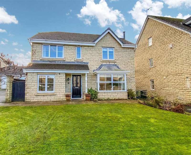 4 Bedrooms Detached House for sale in Masonfield Crescent, Standen Gate - a stunning detached home