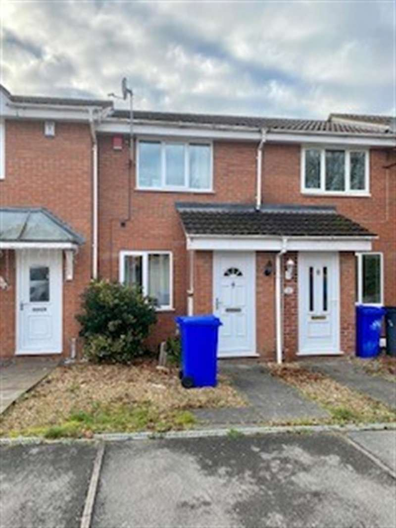 2 Bedrooms Semi Detached House for rent in Gallimore Close, Burslem, Stoke On Trent, Staffordshire, ST6 4DZ