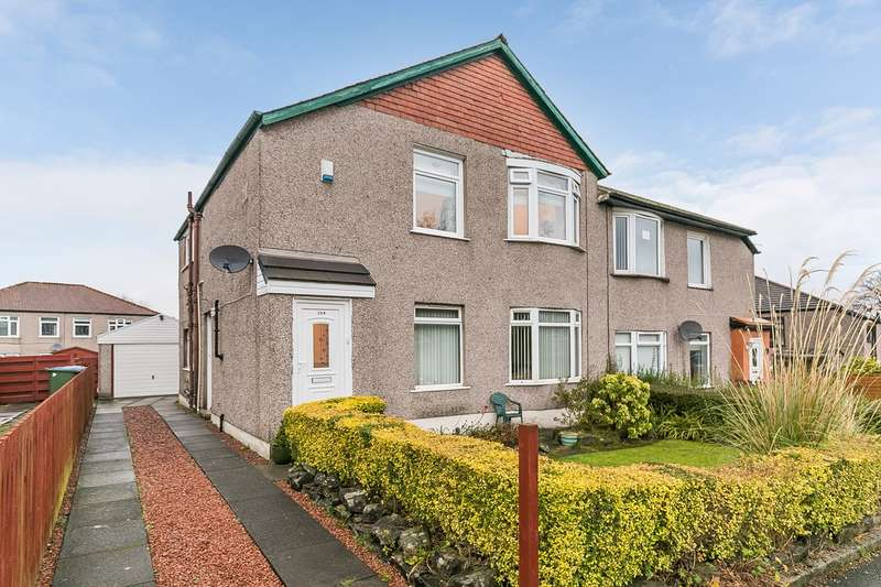 3 Bedrooms Flat for sale in Kingsacre Road, Rutherglen, Glasgow, G73