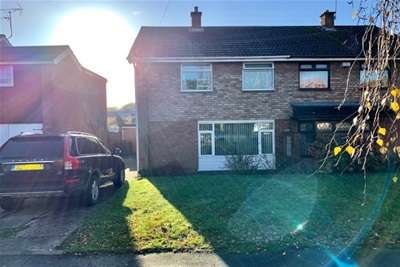 3 Bedrooms Semi Detached House for rent in Wood Lane, Willenhall, WV12