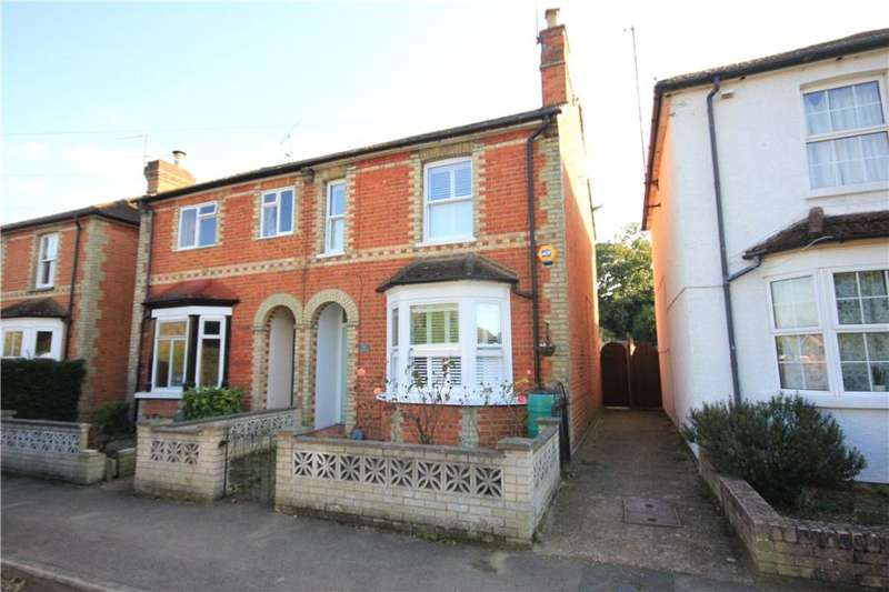3 Bedrooms Semi Detached House for rent in Woking