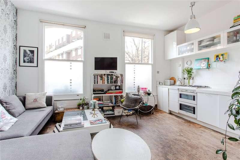 1 Bedroom Flat for sale in Newington Green Road, London, N1