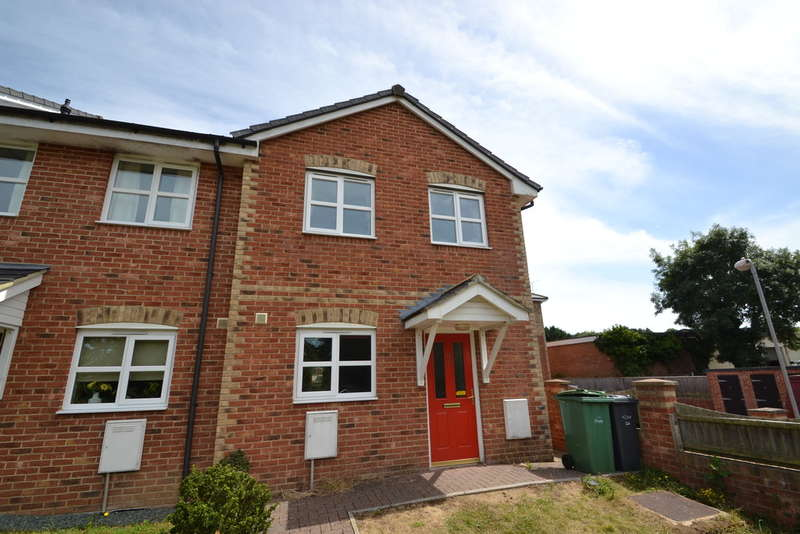 3 Bedrooms End Of Terrace House for rent in Ringwood Road, Binstead