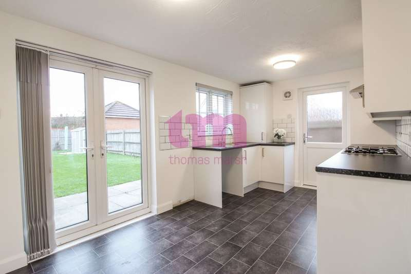 3 Bedrooms End Of Terrace House for rent in Hill House Drive, Chadwell St. Mary