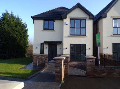 3 Bedrooms Detached House for sale in Alan Womack Close, Crumpsall, Manchester, Greater Manchester