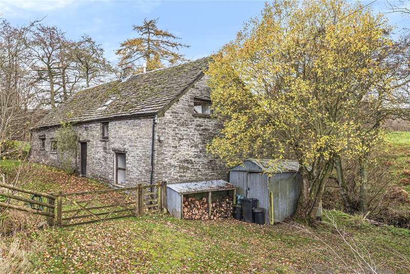 4 Bedrooms Detached House for sale in Llanigon, Hay-On-Wye, Hereford, HR3 5RH