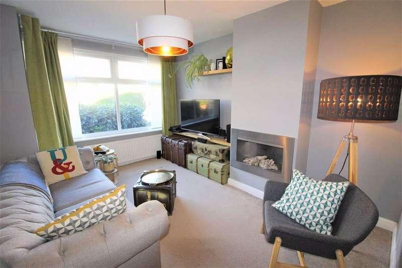 3 Bedrooms Semi Detached House for sale in Springfield Road, Droylsden, Droylsden Manchester