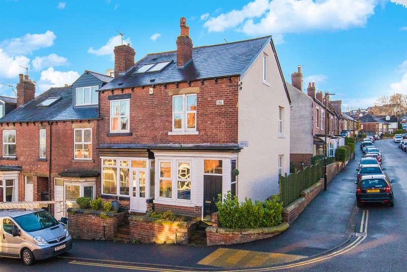 3 Bedrooms End Of Terrace House for rent in Greystones Road, Banner Cross, S11 7BP