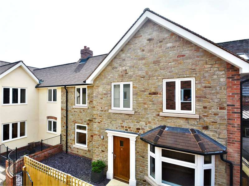 3 Bedrooms House for sale in 8 Steeple Mews, Pepper Lane, Ludlow, Shropshire, SY8