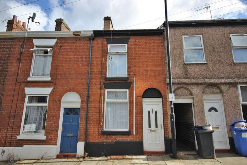 2 Bedrooms Town House for rent in Bridgewater Street, Runcorn, WA7