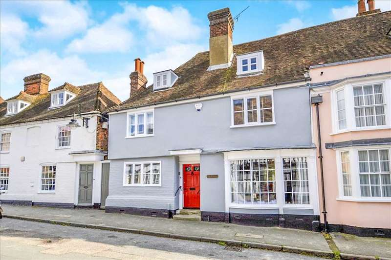 4 Bedrooms Semi Detached House for sale in High Street, Charing