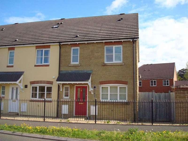 3 Bedrooms Property for rent in Canal Way, Ilminster