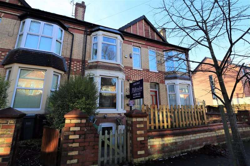 4 Bedrooms Terraced House for sale in Whalley Grove, Whalley Range, Manhester, M16