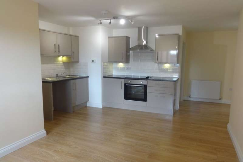 2 Bedrooms Flat for rent in Oak Tree Court, Wakefield, WF1