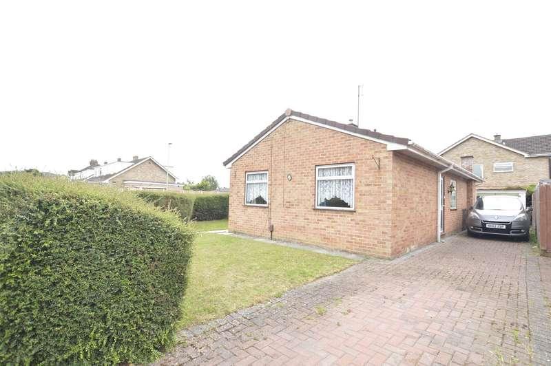 2 Bedrooms Detached Bungalow for sale in Hollis Road, Cheltenham, Gloucestershire, GL51