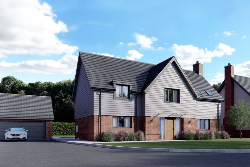 4 Bedrooms Detached House for sale in Burrough Hill, Cleeve View, Consell Green Lane, Toddington, GL54