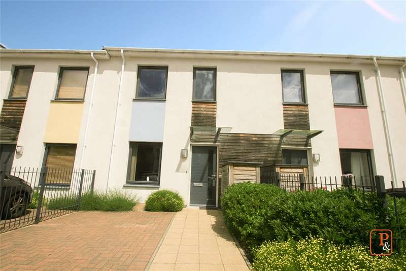 2 Bedrooms Terraced House for rent in Kettle Street, Mile End, Colchester, Essex, CO4