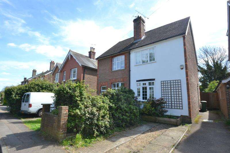 2 Bedrooms Semi Detached House for rent in Church Road, Horley