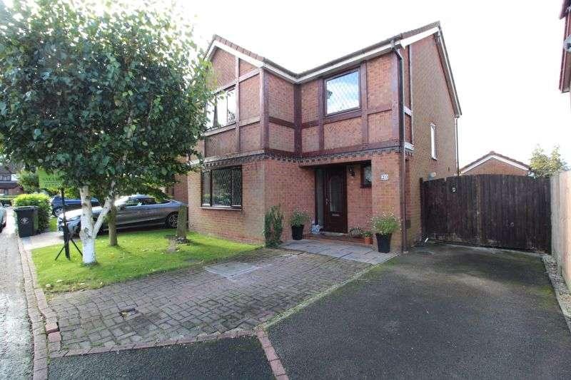4 Bedrooms Property for sale in Pardoe Close, Hesketh Bank, Preston