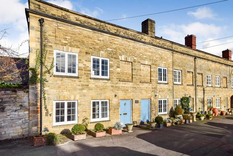4 Bedrooms Terraced House for sale in 28 - 30, Cecily Hill, Cirencester