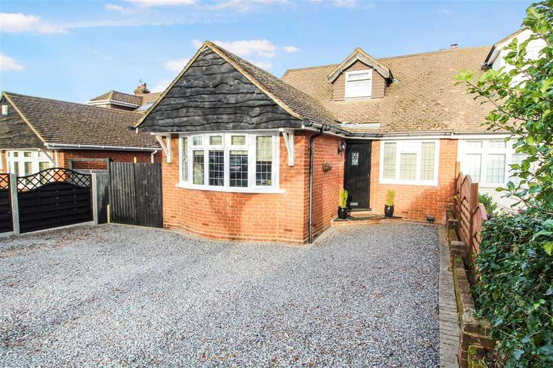 4 Bedrooms Bungalow for sale in Rochford Avenue, Shenfield, Brentwood