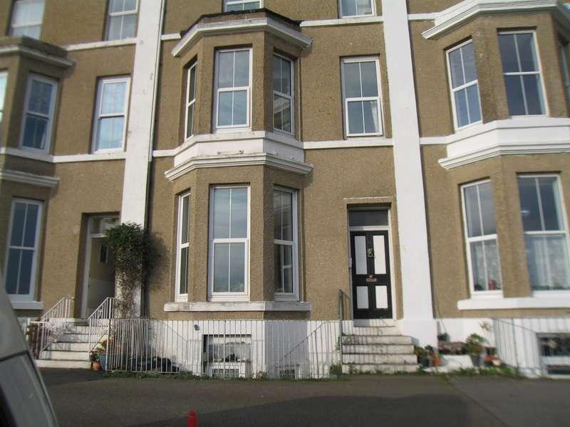 1 Bedroom Flat for rent in Alexandra Terrace, Penzance