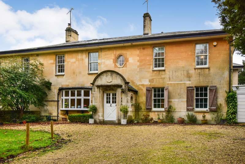 5 Bedrooms Semi Detached House for sale in Bartonbury House, Stroud Road, Cirencester, Gloucestershire