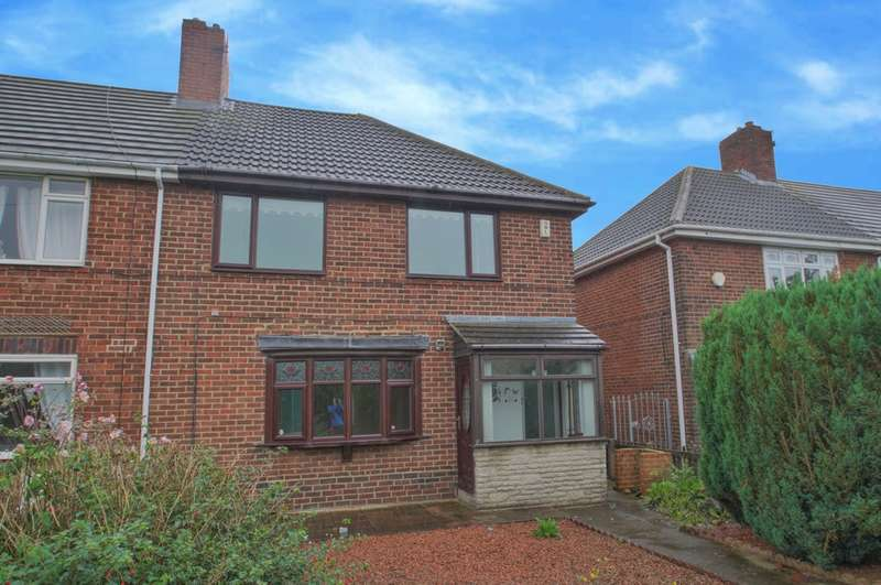 4 Bedrooms Semi Detached House for rent in Eskdale Street, Hetton Le Hole