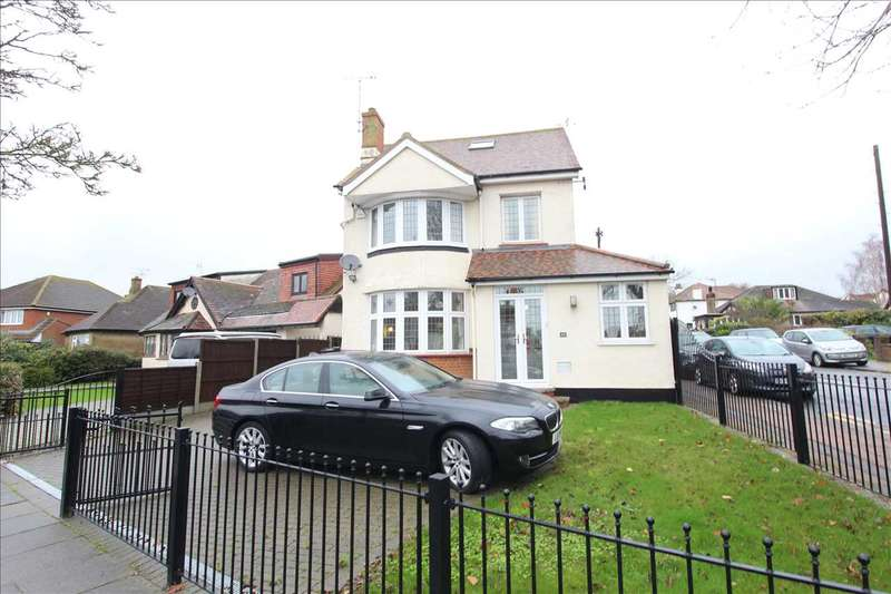 4 Bedrooms Detached House for rent in Western Road, Leigh on Sea