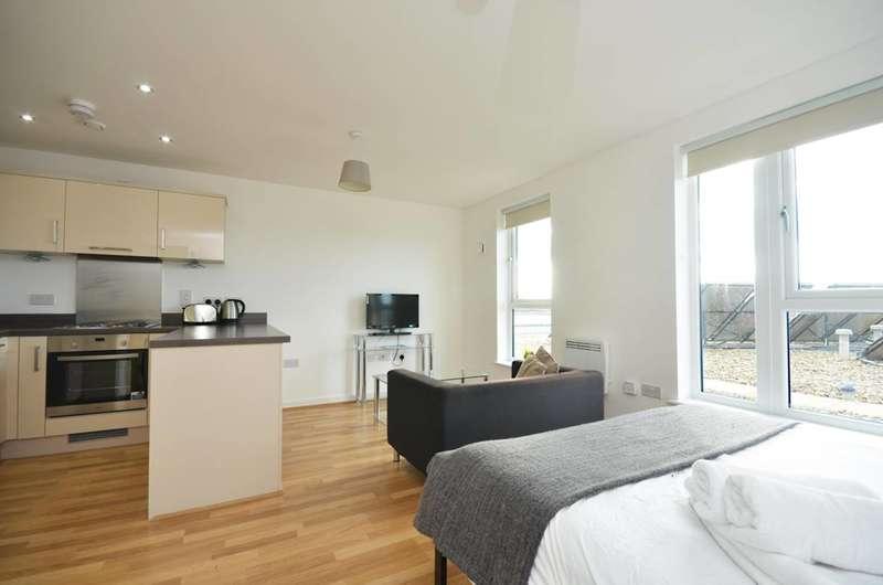 Studio Flat for rent in Guildford Road, Woking, GU22