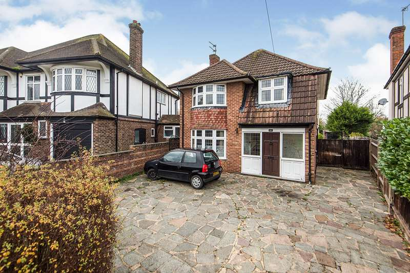 4 Bedrooms Detached House for sale in Kelvin Grove, Chessington, KT9