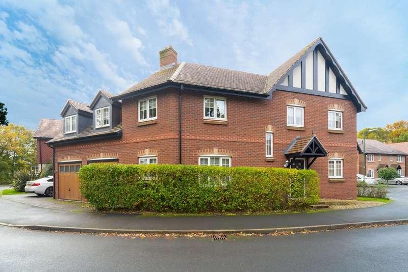 5 Bedrooms Detached House for sale in Bentley Heath, Dorridge