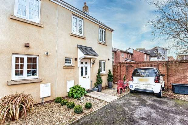2 Bedrooms Property for sale in Kenley Close, Melksham, Wiltshire, SN12 6ET