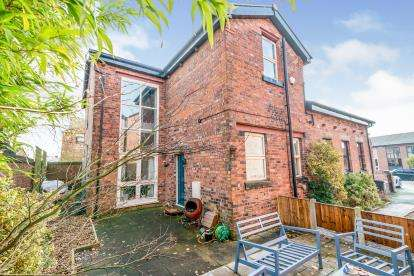3 Bedrooms Semi Detached House for sale in The Old Bakery, Mill Street, Westhoughton, Bolton, BL5
