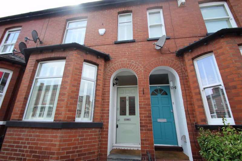 2 Bedrooms Terraced House for rent in Bold Street, Hale