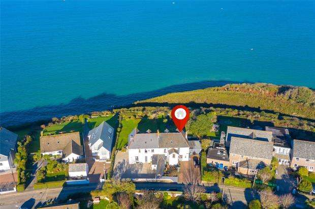 4 Bedrooms Semi Detached House for sale in Headland Road, Carbis Bay, St. Ives