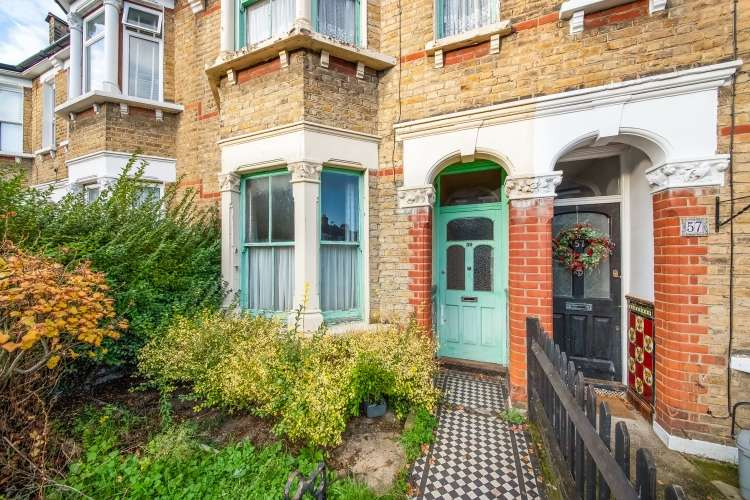 3 Bedrooms Terraced House for sale in Brightside Road Lewisham SE13