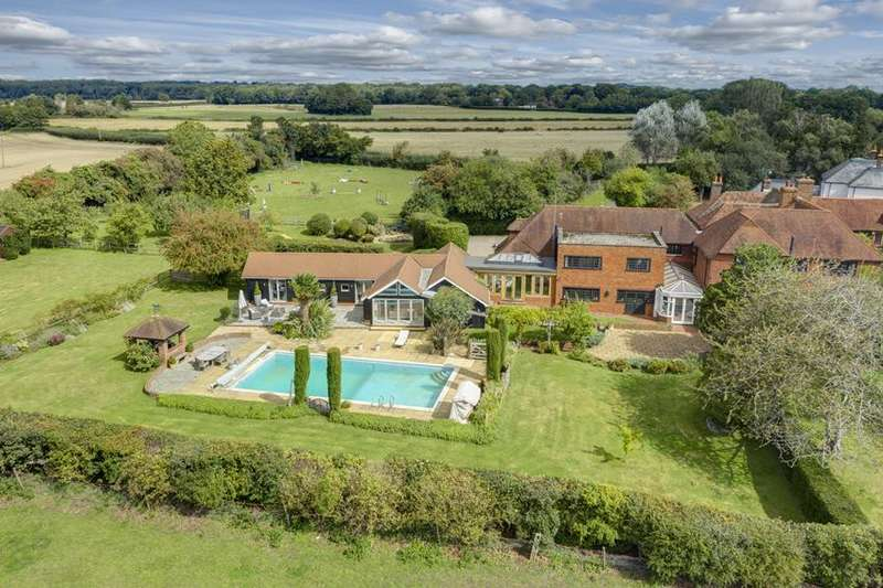 6 Bedrooms Detached House for rent in Maidenhead