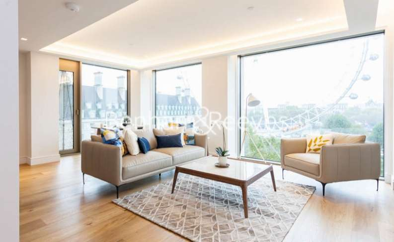 2 Bedrooms Apartment Flat for rent in Belvedere Garden, Southbank Place, SE1