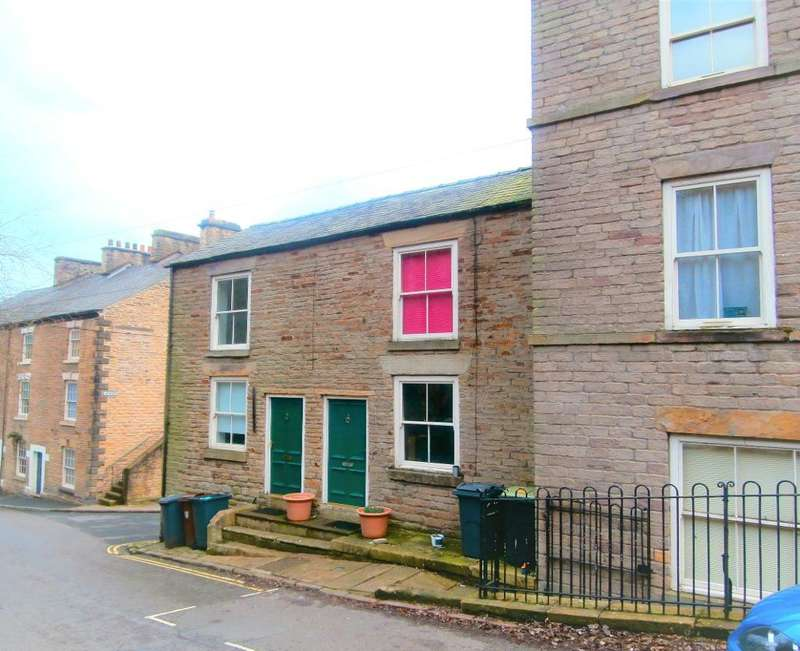 1 Bedroom Cottage House for rent in High Street, New Mills, High Peak, Cheshire, SK22 4BR