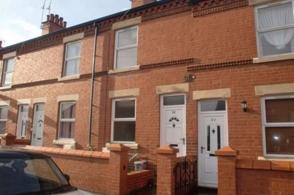 2 Bedrooms Property for rent in Dale Street, Wrexham