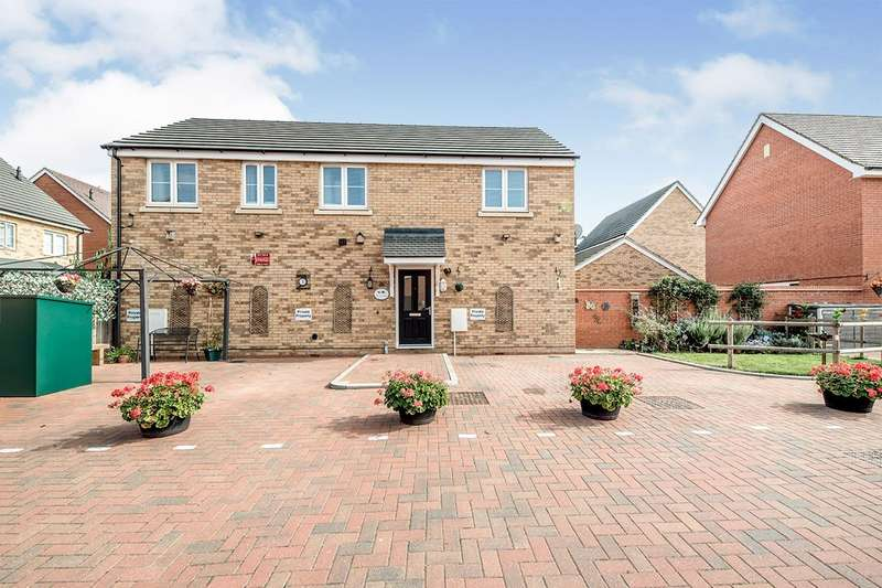 2 Bedrooms House for sale in Colemore Grange, Shortstown, Bedford, Bedfordshire, MK42