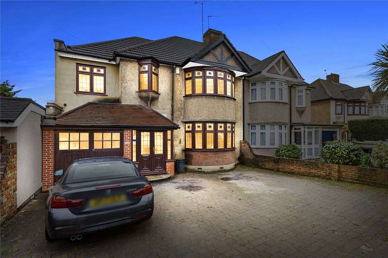 5 Bedrooms Detached House for sale in Upper Brentwood Road, Gidea Park, RM2