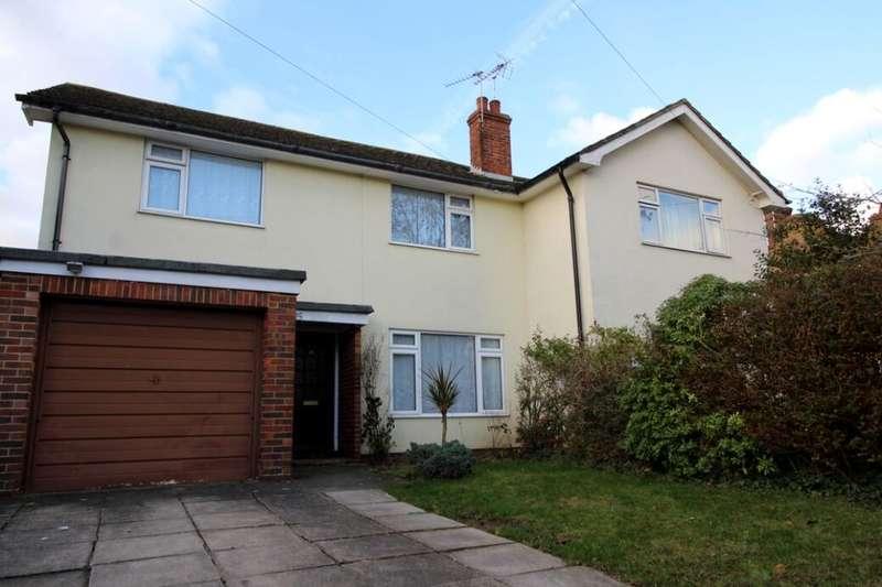 5 Bedrooms Semi Detached House for rent in Neville Road, Bognor Regis, PO22