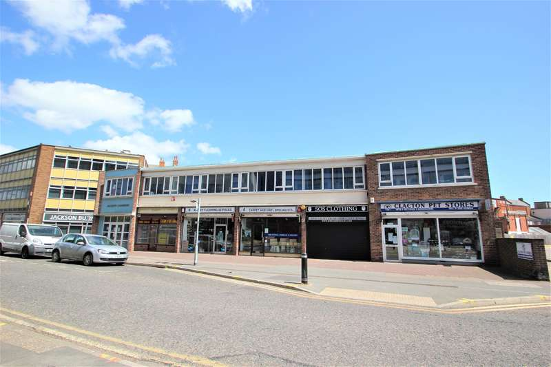 1 Bedroom Commercial Property for rent in Jackson Road, Clacton On Sea, Essex, CO15 1JA