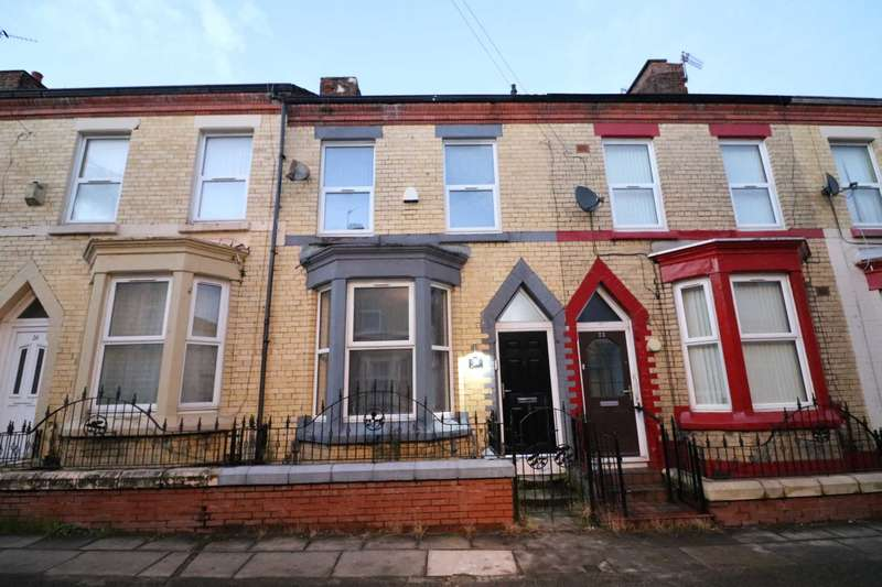 6 Bedrooms House for rent in Cotswold Street, Liverpool