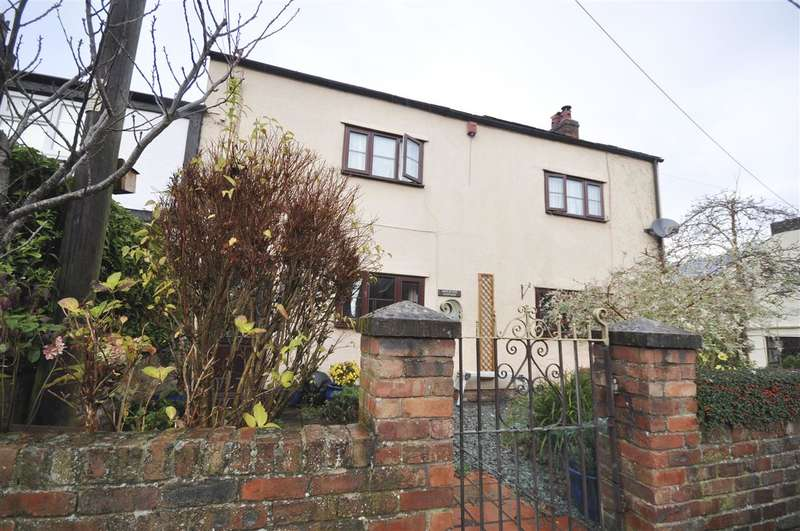 3 Bedrooms Semi Detached House for sale in Main Road, Higher Kinnerton, Chester
